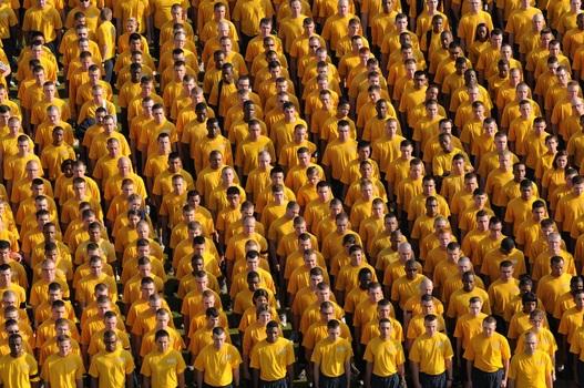 redundancia - multitud