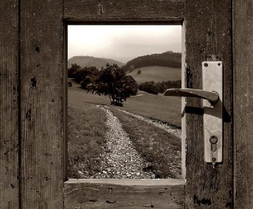 Resultado de imagen de cuando se cierra una puerta se abre una ventana